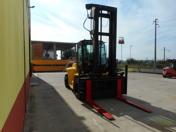 HYSTER H 12.00 XM-6 COUNTERBALANCE FORKLIFT TRUCK